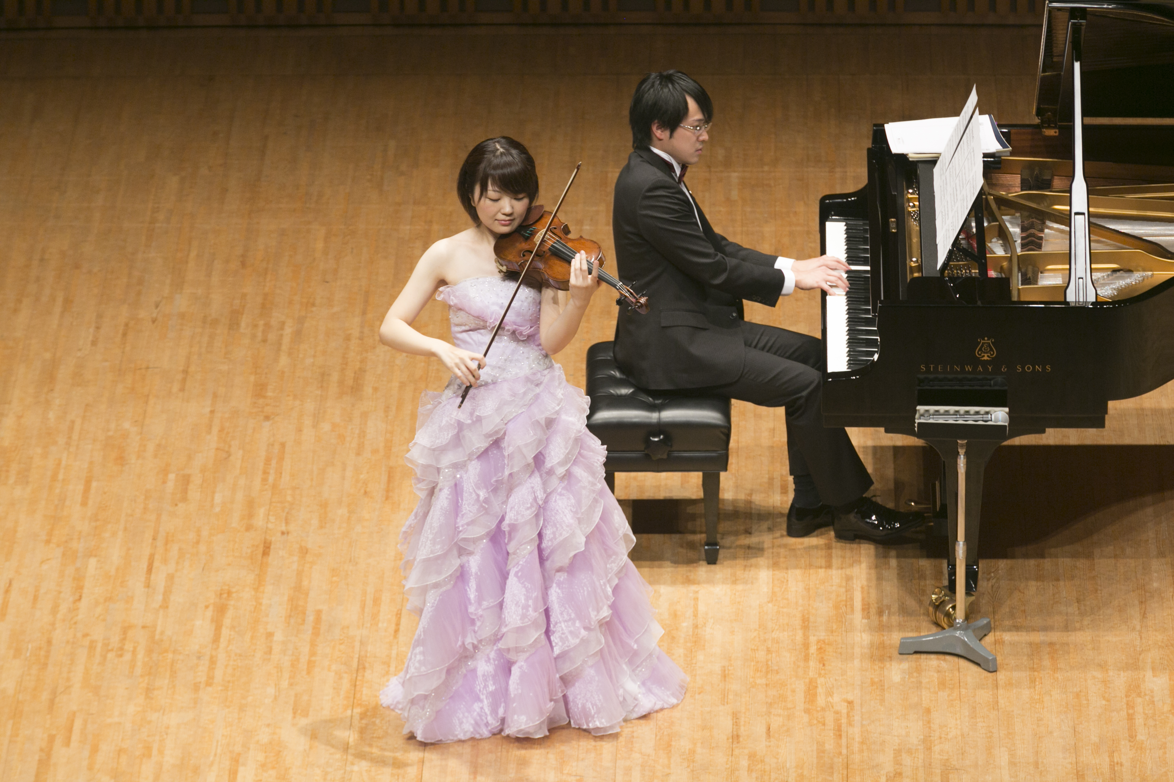 2nd Machinaka Lunchtime Concert: Highlights from Violin Masterpieces image