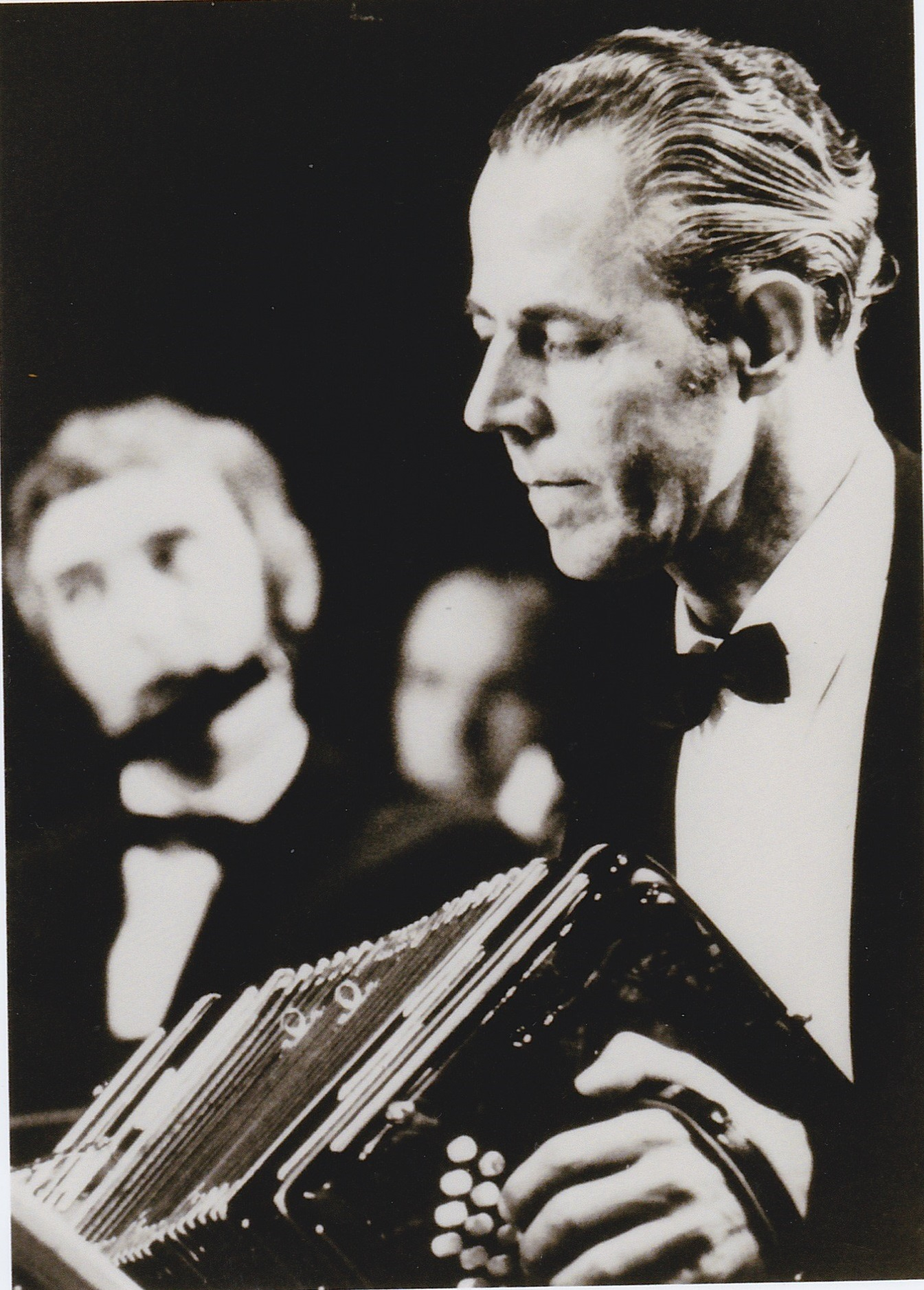 The World of Otto Witt, a Master of Continental Tango Who Rests in Peace in Sapporo image