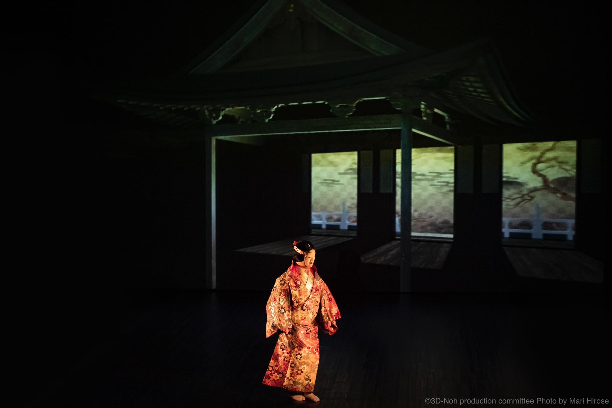 Spectacle 3D Noh: The Tale of the Heike image 3